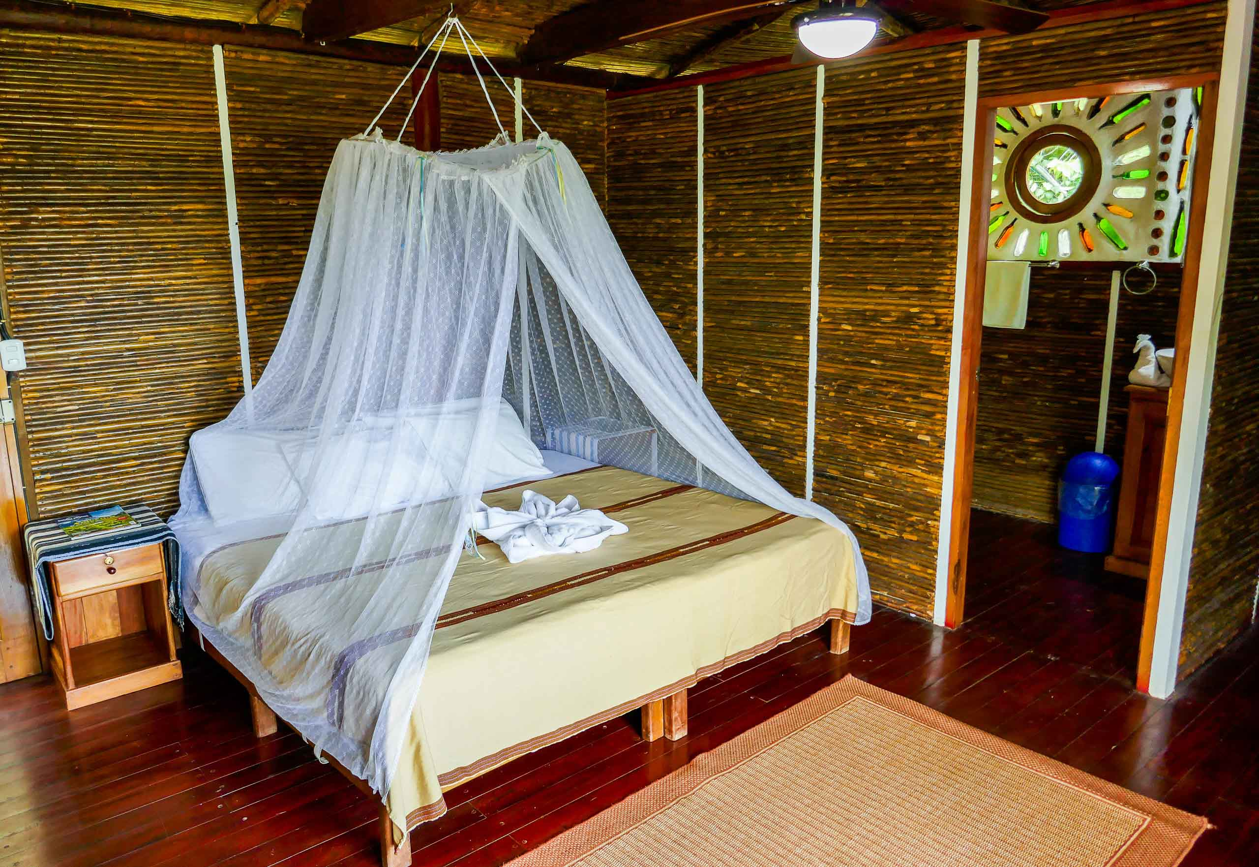 Casa Oro Group Casa-Andalucia-Retreat-Nature-San-Juan-Del-Sur-Nicaragua-Bed-Balcony-Ocean-View-King-Room-Treehouse-honeymoon-couples-getaway-eco-building Casa Andalucia
