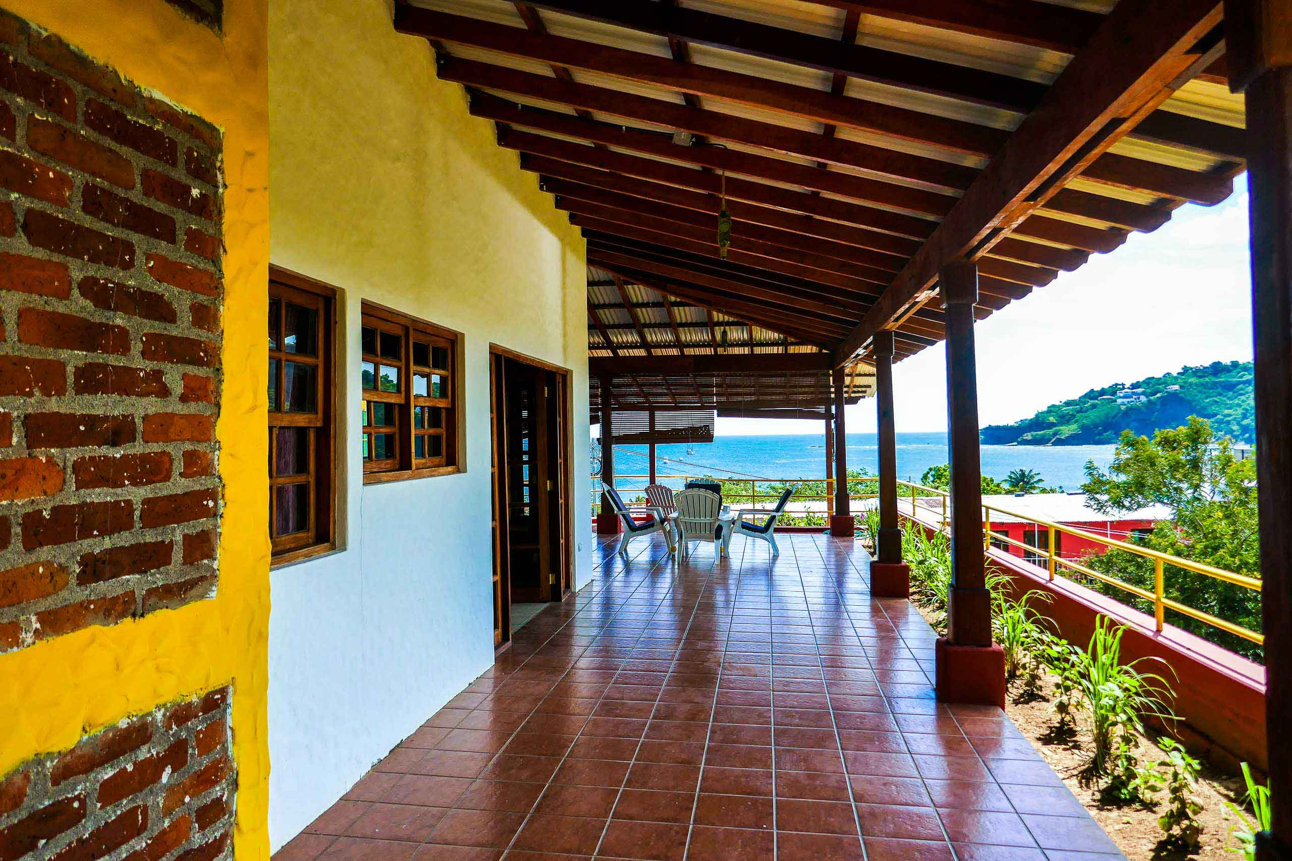 Casa Oro Group Casa-Ruth-San-Juan-del-Sur-Nicaragua-Patio-Ocean-View-Beach-Group-Eco-Tourism Casa Ruth