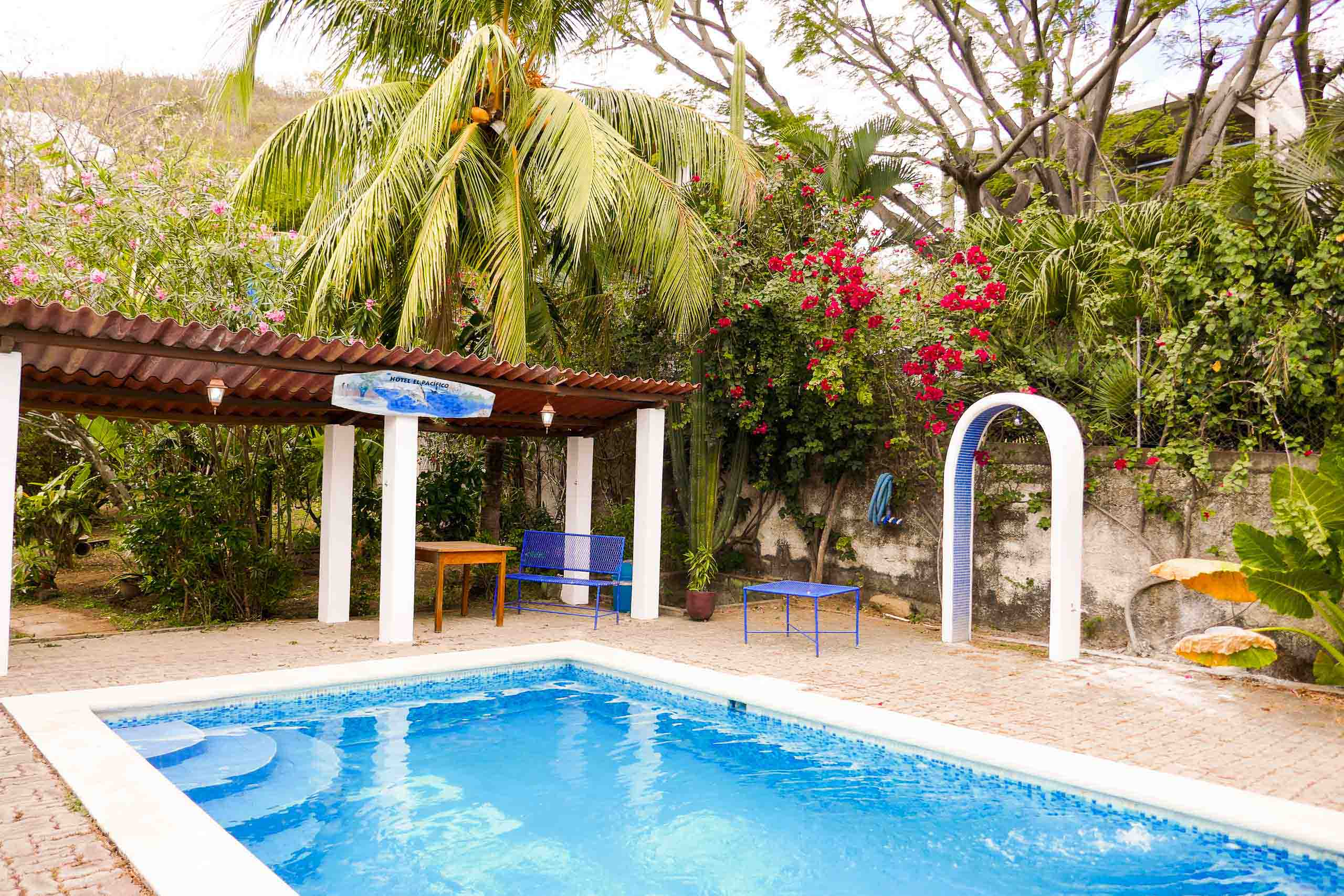 Casa Oro Group El-Pacifico-Hotel-San-Juan-del-Sur-Nicaragua-Talanguera-Pool-Gardens-Retreat-Seclusion-Privacy Hotel Pacifico