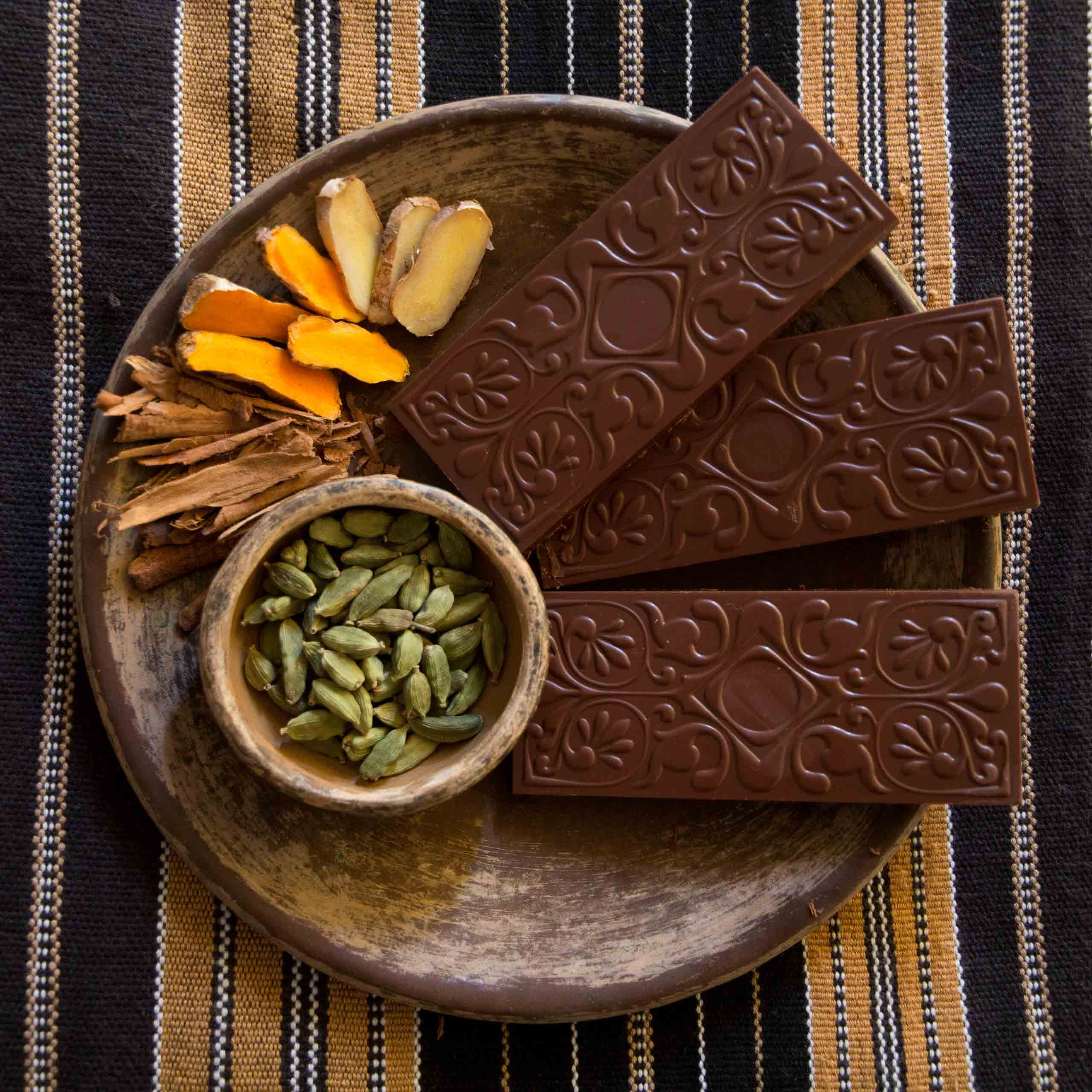 Casa Oro Group Oro-Chocolate-Golden-Chai-Milk-Chocolate-Bar-Wild-Heirloom-Cacao-Reforestation-Organic-Local-Natural-Ingredients-1 Casa Oro Group